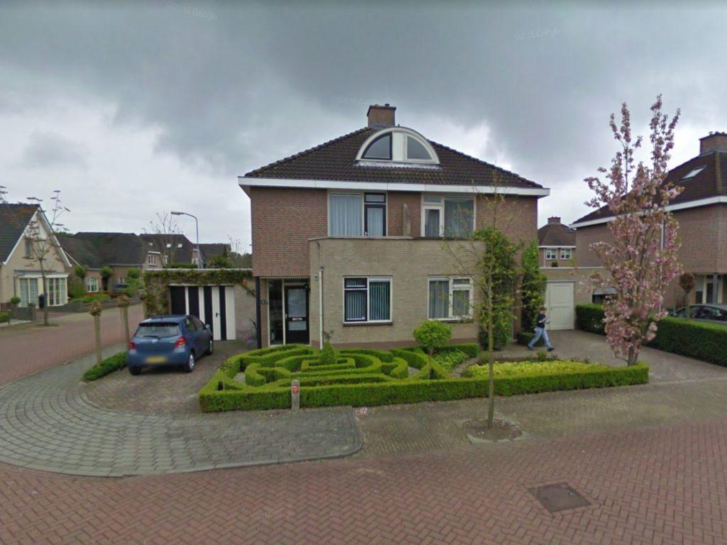 Woonhuis Groesbeek voor verbouwing