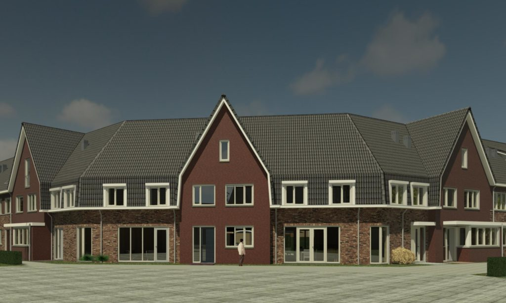 Flex-woningen Westerheul IV te Vinkeveen 3D